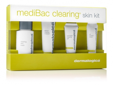 Medi- Bac Clearing Skin Kit